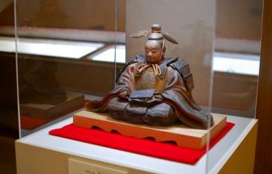 コラム更新「加藤忠広公の遺品と伝わる人形」