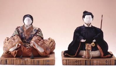 酒田雛街道20周年 雛祭 古典人形展
