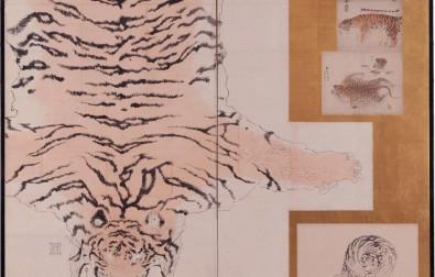 コラム更新「虎描きの名手 応挙と岸駒」