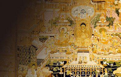 酒田の名刹に伝わる、祈りの芸術を公開。祈りの芸術