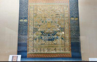 コラム更新「4,760人が針を通した、酒田浄徳寺縫曼荼羅」