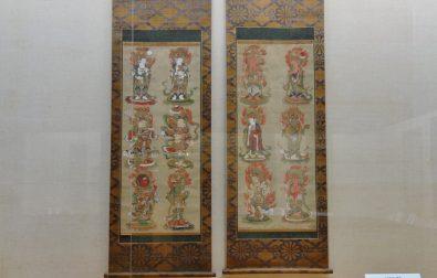 コラム更新「酒田・海向寺の十二善神像」