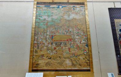 コラム更新「酒田・妙法寺の大涅槃図」