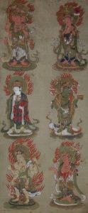 海向寺 十二善神像(右)