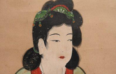 コラム更新「近世初期の書画の名手・小野通女」