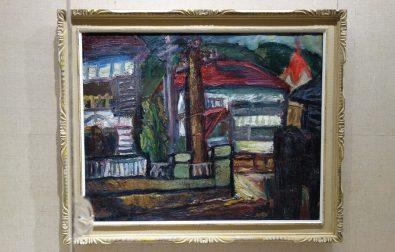 コラム更新「若き激情の画家小野幸吉 #2」