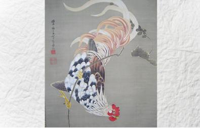 本間美術館開館70周年記念特別展 江戸絵画の魅力
