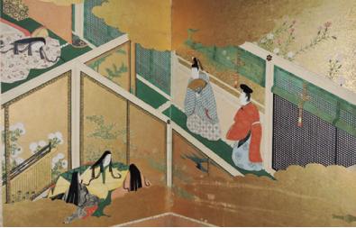 大画面で楽しむ日本の美 屏風絵の世界