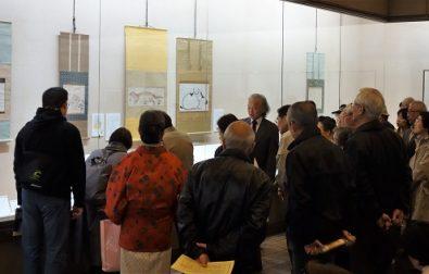 5月14日(日)、館長によるギャラリートーク開催