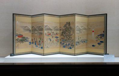 コラム更新「地元絵師が描いた、江戸時代の酒田まつり」
