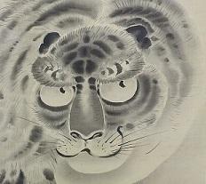 コラム更新「江戸時代の虎の絵」