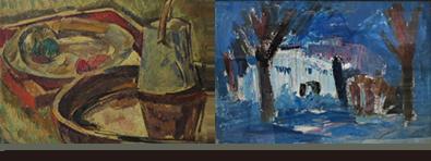 特別展 日本近代美術展-大正・昭和の洋画家たち-