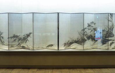 コラム更新「夏の絵画の代表、瀧を描いた作品」