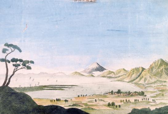 【美術展覧会場】江戸の風景画
